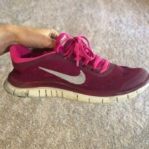Nike Free Tennis Shoes